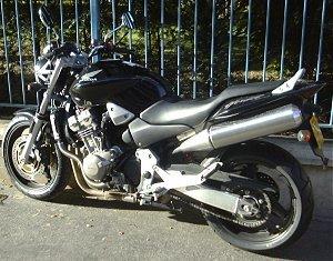 hondahornet900