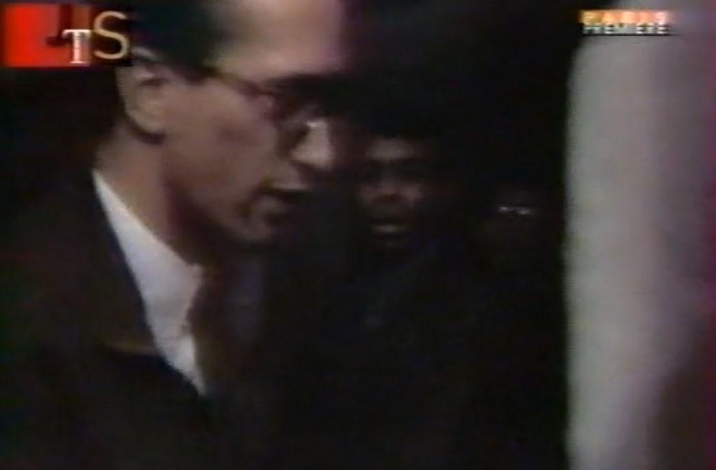 vignette Maurice sur Paris Première - Dernière émission sur Skyrock - 1996