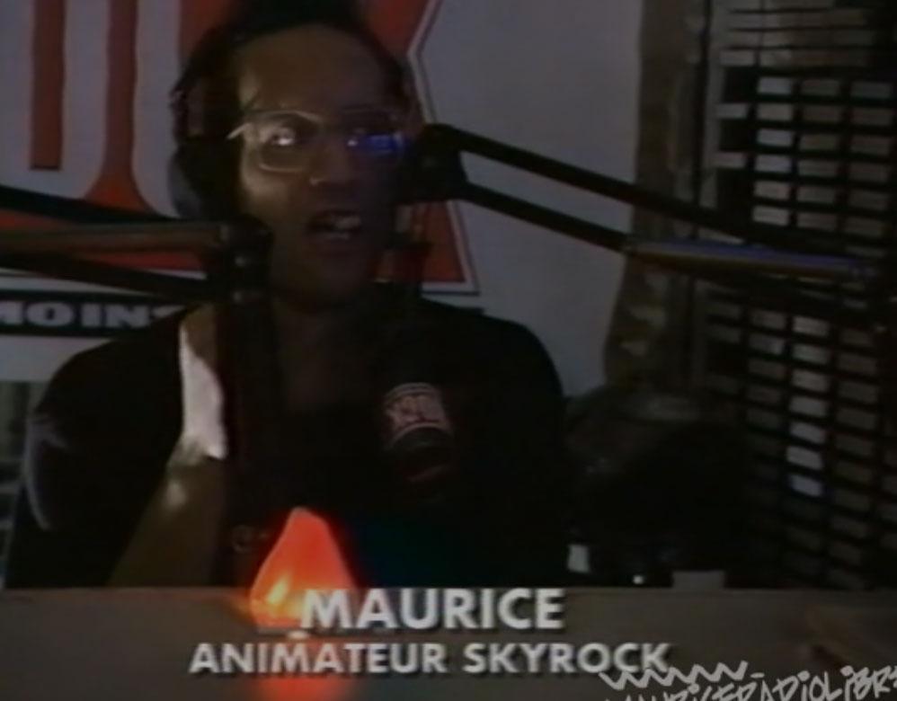 vignette Maurice Radio Libre - C'est pas le 20h - Canal plus - 1995