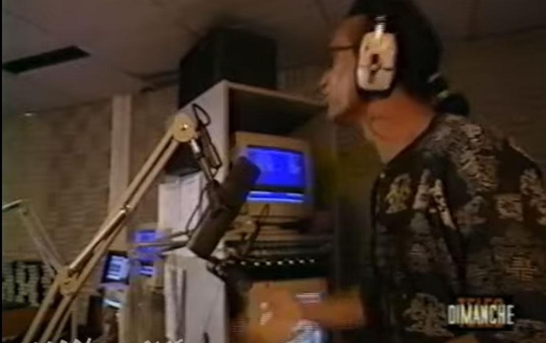 vignette Maurice chez Fogiel - Télé Dimanche - Canal plus - 1995