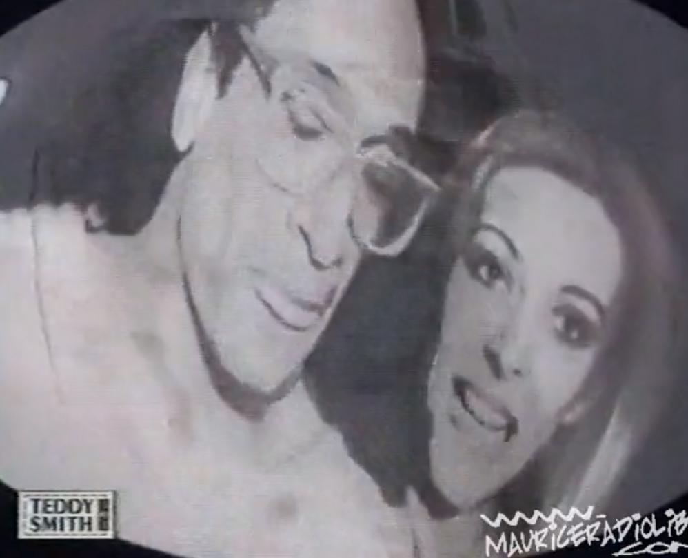 vignette Teddy Smith - Putain de jean - Maurice Skyrock 22 h - Pub - 1995